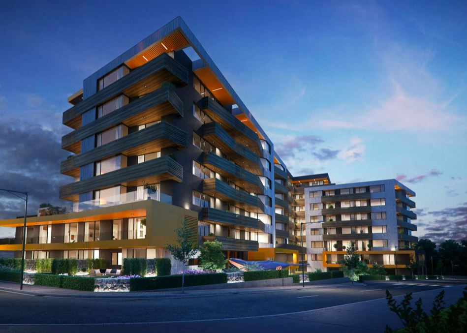 Two bedroom apartment in brand new building in Vitosha quarter