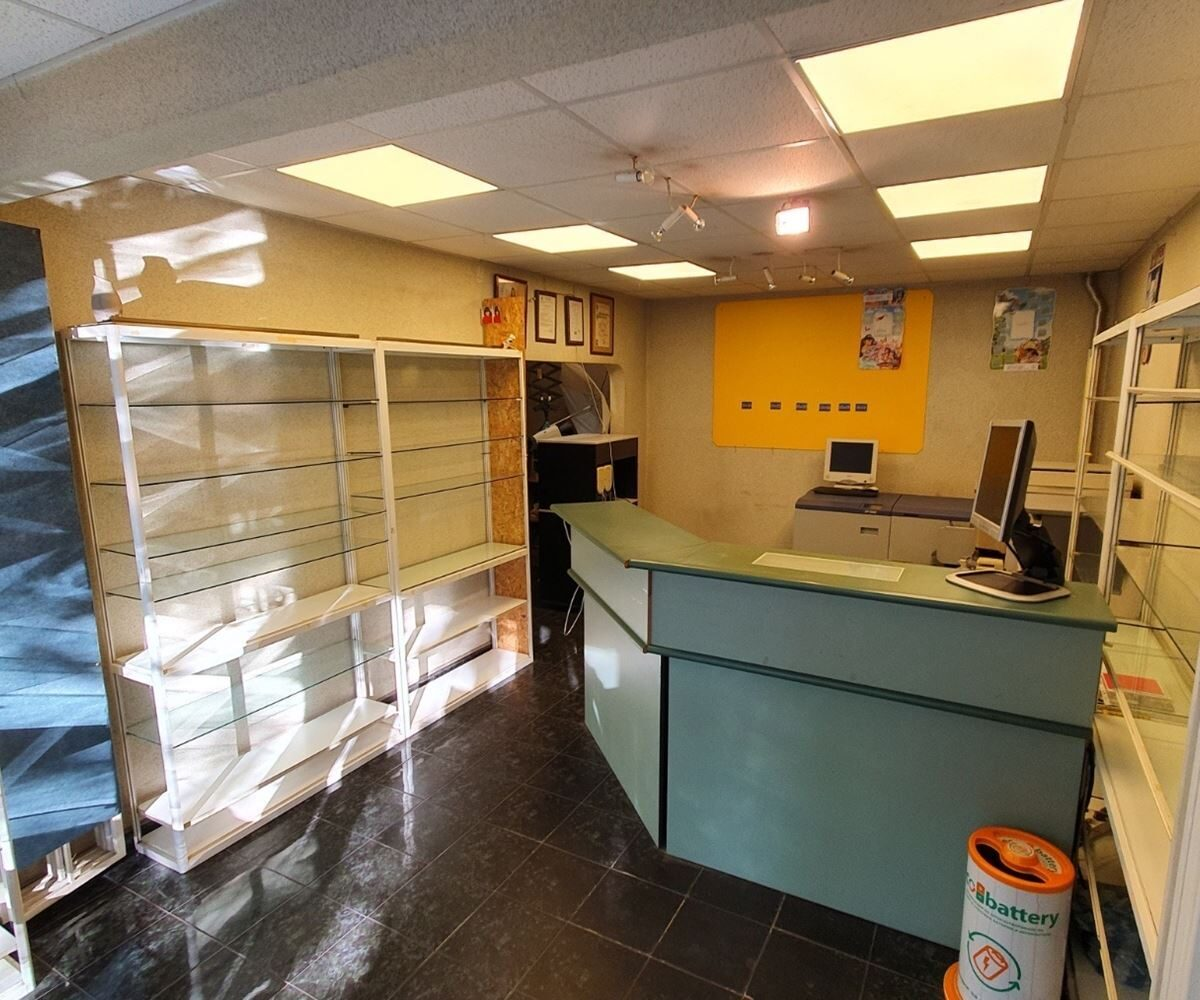 Warehouse for sale in Sveta Troica quarter