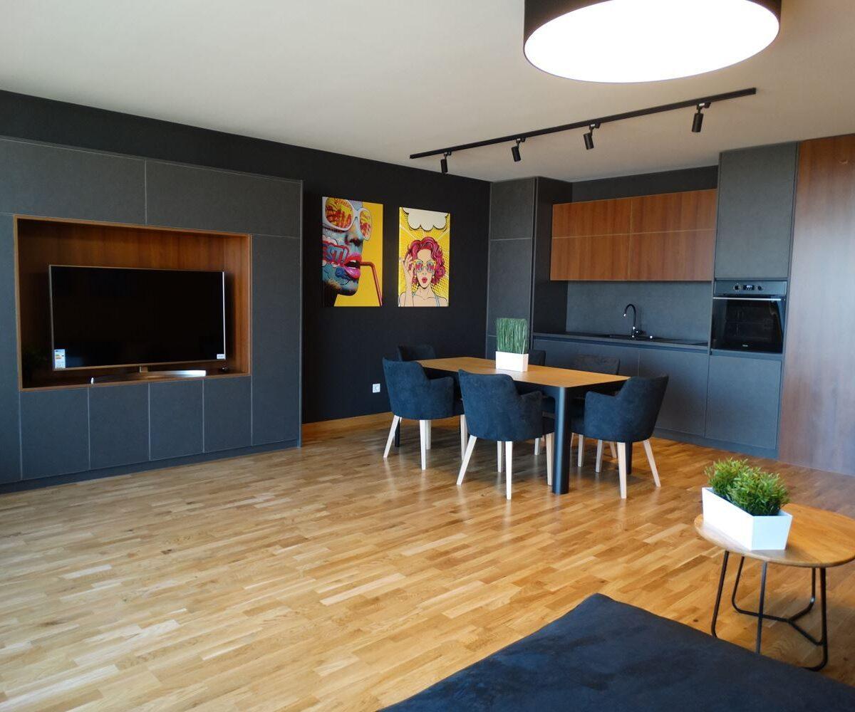 Луксозен тристаен апартамент в модерна сграда за продажба